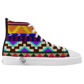 Tropical Boom Printed Shoes