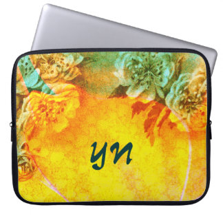 Tropical Borders Laptop Sleeve