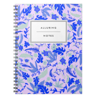 Tropical Breeze - Customize Spiral Note Book