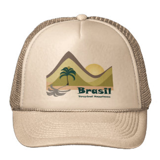 Tropical cap Happiness