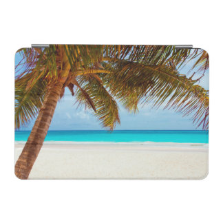 Tropical Chilling Beach Scene iPad Mini Cover