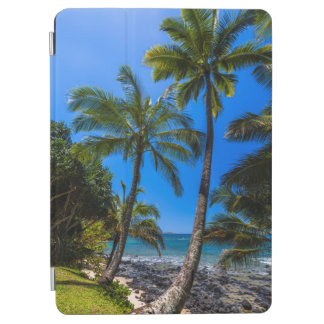 Tropical coastline 2 iPad air cover