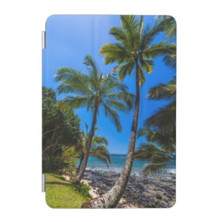 Tropical coastline 2 iPad mini cover