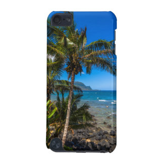 Tropical coastline iPod touch (5th generation) case