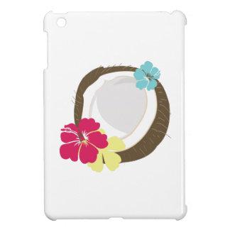 Tropical Coconut iPad Mini Covers