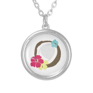 Tropical Coconut Necklace