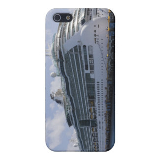 Tropical Cruise Ship Case For The iPhone 5