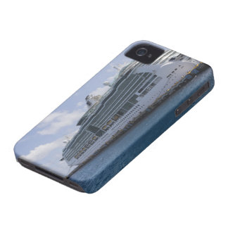 Tropical Cruise Ship iPhone 4 Covers