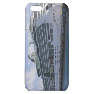 Tropical Cruise Ship iPhone 5C Cases
