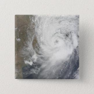 Tropical Cyclone Aila 15 Cm Square Badge