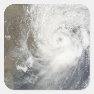 Tropical Cyclone Aila Square Sticker