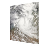 Tropical Cyclone Billy Canvas Prints