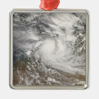 Tropical Cyclone Billy Christmas Ornament