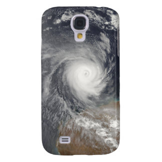 Tropical Cyclone Billy off Australia Galaxy S4 Case