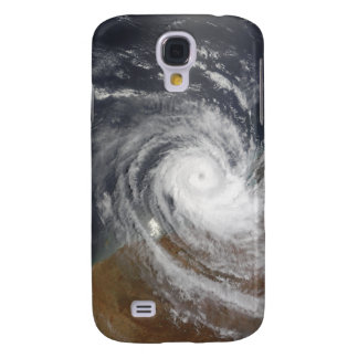 Tropical Cyclone Billy over Australia 2 Galaxy S4 Case