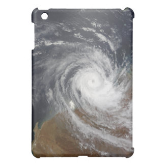Tropical Cyclone Billy over Australia 2 iPad Mini Cover