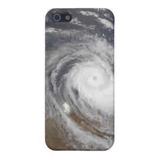 Tropical Cyclone Billy over Australia 2 iPhone 5 Cases
