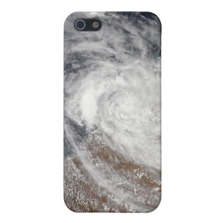 Tropical Cyclone Billy over Australia iPhone 5 Cover