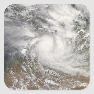 Tropical Cyclone Billy Square Sticker