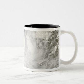 Tropical Cyclone Billy Two-Tone Coffee Mug