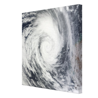 Tropical Cyclone Dianne 2 Canvas Print