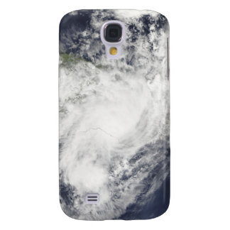 Tropical Cyclone Fami hovers over Madagascar Galaxy S4 Case