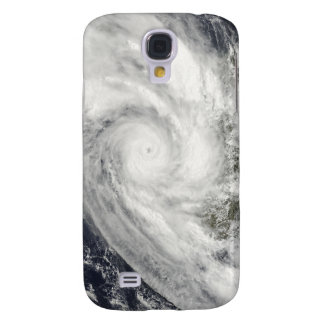 Tropical Cyclone Fanele over Madagascar Galaxy S4 Case