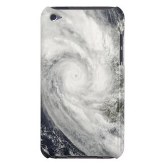 Tropical Cyclone Fanele over Madagascar iPod Touch Cover