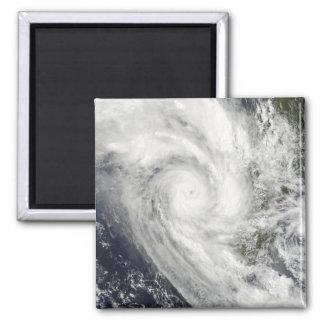Tropical Cyclone Fanele over Madagascar Magnet