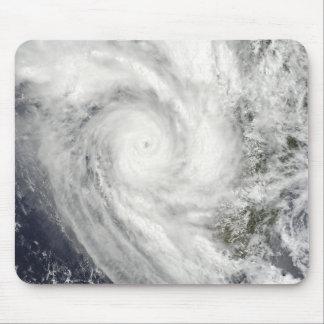Tropical Cyclone Fanele over Madagascar Mouse Mat