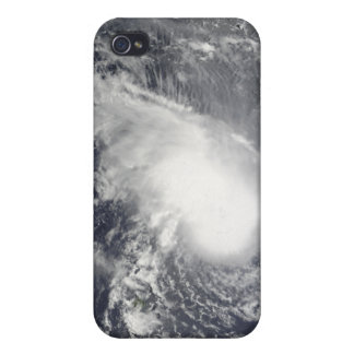 Tropical Cyclone Gael approaching Madagascar iPhone 4/4S Covers