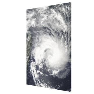 Tropical Cyclone Gael Canvas Print