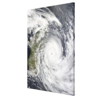 Tropical Cyclone Gael off Madagascar 2 Canvas Print