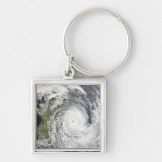 Tropical Cyclone Gael off Madagascar 2 Key Ring