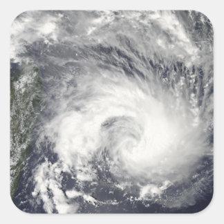Tropical Cyclone Gael Square Sticker