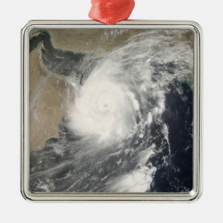 Tropical Cyclone Gonu in the Arabian Sea Christmas Ornament