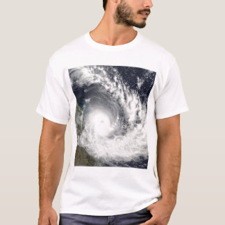 Tropical Cyclone Hamish over Australia T-Shirt