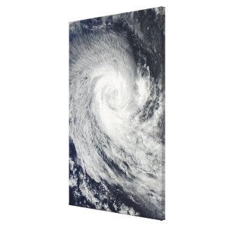 Tropical Cyclone Imani Canvas Print