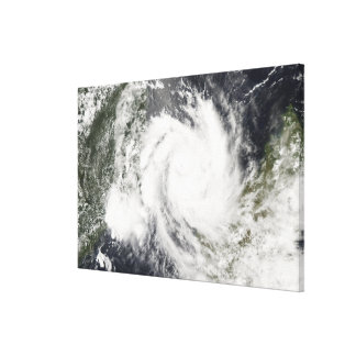 Tropical Cyclone Jokwe Canvas Print