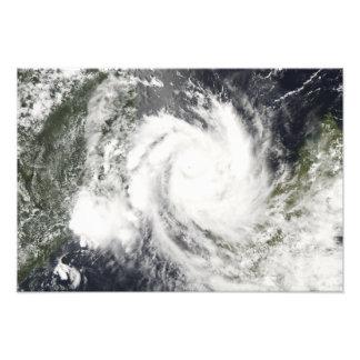 Tropical Cyclone Jokwe Photo Print
