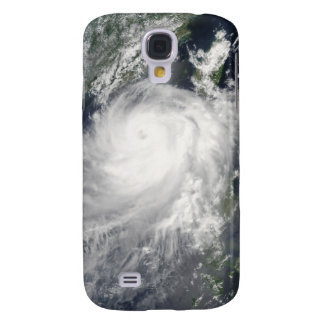 Tropical Cyclone Linfa Galaxy S4 Case
