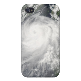 Tropical Cyclone Linfa iPhone 4/4S Case