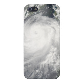 Tropical Cyclone Linfa iPhone 5 Cover