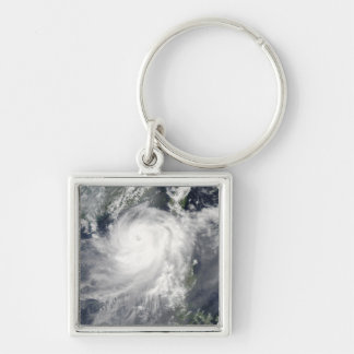 Tropical Cyclone Linfa Key Ring