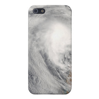 Tropical Cyclone Melanie off Australia iPhone 5/5S Cover
