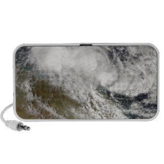 Tropical Cyclone Olga over northeast Australia Travelling Speaker