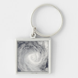 Tropical Cyclone Oli off the coast of Tahiti Key Ring