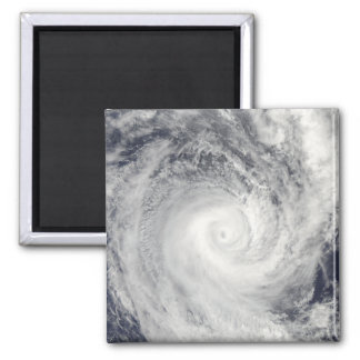 Tropical Cyclone Oli off the coast of Tahiti Magnet