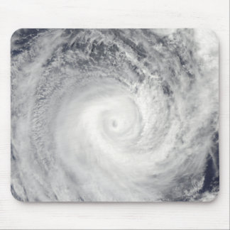 Tropical Cyclone Oli off the coast of Tahiti Mouse Mat