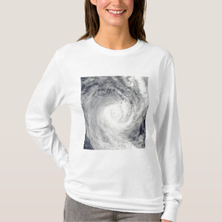 Tropical Cyclone Oli off the coast of Tahiti T-Shirt